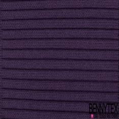Bord Côte Bande Pré découpée Grosse Côte Purple