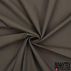 Coupon 3m Toile Gabardine Coton Polyester Bitume