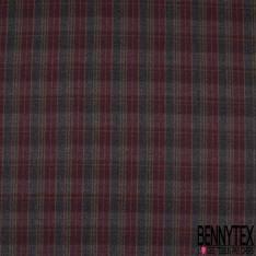 Laine Bouillie Chinée Noir Gris Blanc Rouge Bleu Jaune Fushia