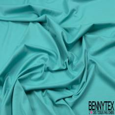 Jersey Coton Uni Turquoise