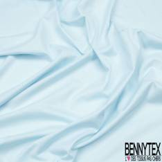 Jersey Coton Uni Bleu Ciel