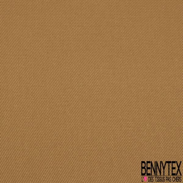 Gabardine Coton Souple Sergé Vénitien