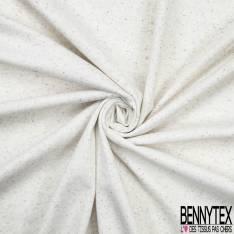 Milano Blanc Chiné Multicolore