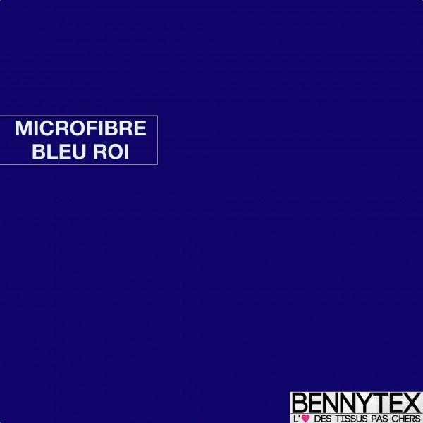 Microfibre Bleu Roi