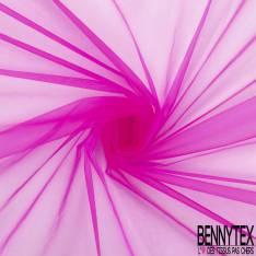 Organza coloris Fushia