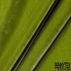 Velours de Soie Vert Anis