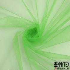 Tulle Rigide Vert Fluo