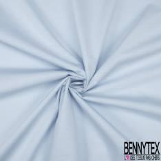 PUL de Jersey de Coton Imperméable Certifié Oeko tex Uni Ciel
