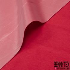 PUL de Jersey de Coton Imperméable Certifié Oeko tex Uni Rouge