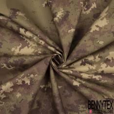 Toile de Parachute Camouflage Semi Rigide