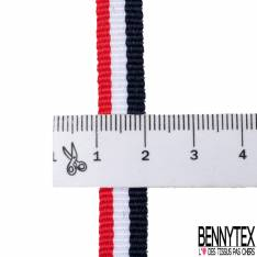 30m élastique 5mm blanc souple Made in France