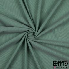 Coton Polyamide Imprimé Rayures Réf : 333