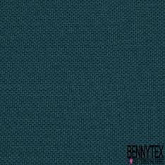 Jersey Coton Piqué Uni Vert Anglais Grande Laize