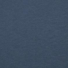 Jersey Coton Uni bleu gris
