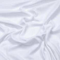Jersey Coton Uni bleu givré