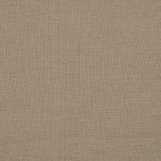 Jersey Coton Uni Taupe