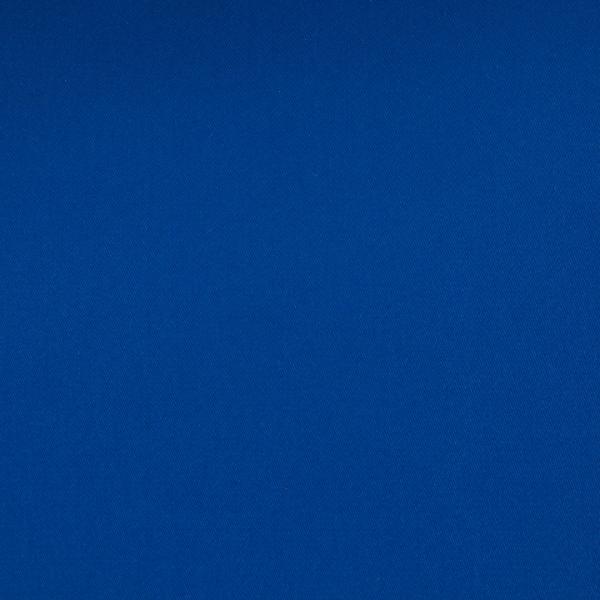 Méga Satin Duchesse Elasthanne Double Face bleu électrique et doré