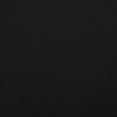 Méga Satin Duchesse Elasthanne Double Face noir