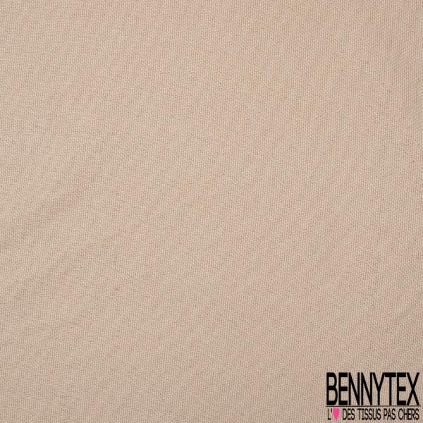 Coton Natté Unis rose pâle