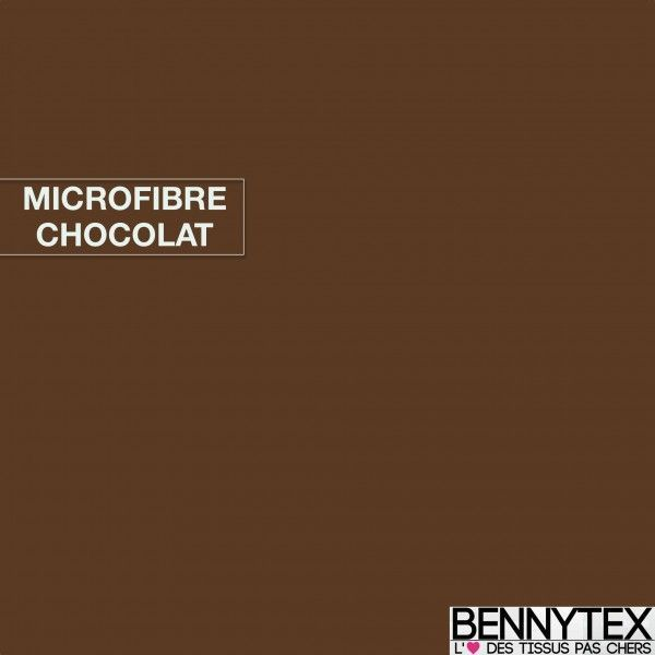 Microfibre Chocolat