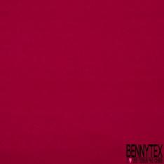 Velours de Laine Gratté rouge carmin