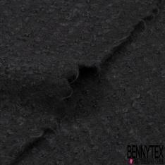 Laine Bouillie bouclette Couleur noir