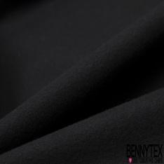 Velours de Laine Couleur noir