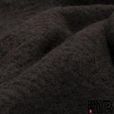 Laine Mohair Bouillie Couleur Chocolat