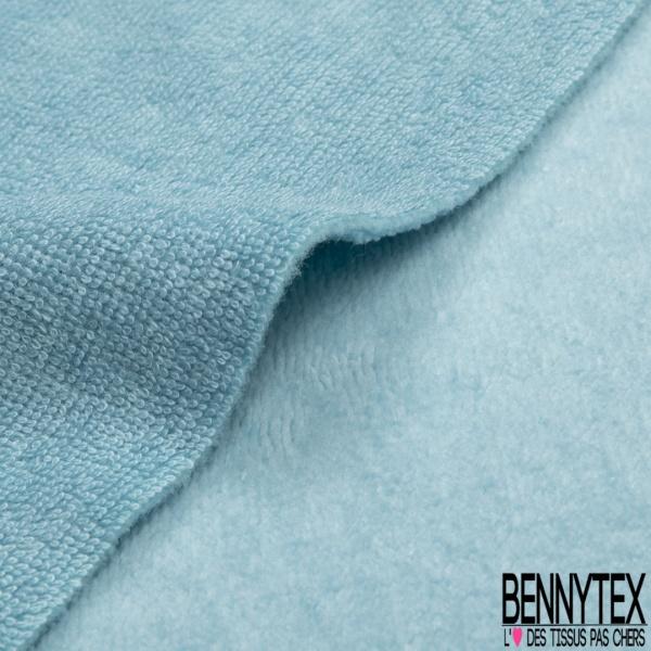 Eponge Serviette Bambou Bleu ciel