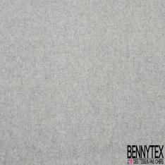 Laine Caban Souple Léger gris chiné