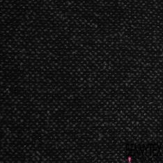 Laine Mohair Bouillie gris chiné foncé