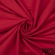 Molleton Souple Rouge