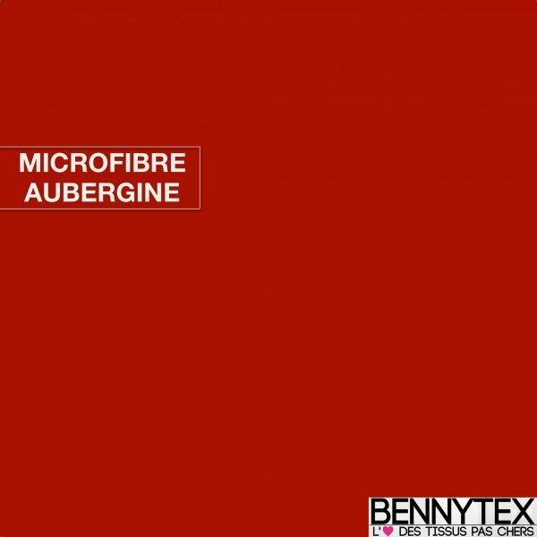 Microfibre Rouge