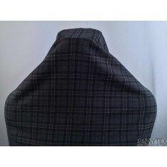 Jersey Coton Quadrille