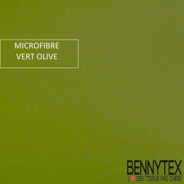 Microfibre Vert Olive