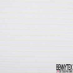 Suédine polyester couleur corail