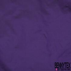 Taffetas de Soie sauvage Couleur Violet