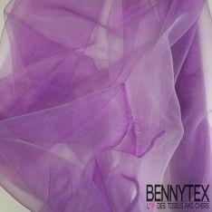 Organza Couleur Violet