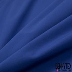 Softshell Recto Imperméable Verso Polaire ton sur ton Bleu Roi