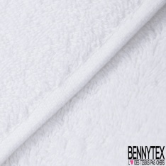 Eponge Serviette Thalasso Blanc