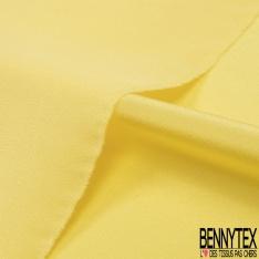 Crêpe de Chine Citron
