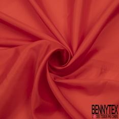 Doublure Bemberg Orange Sanguine