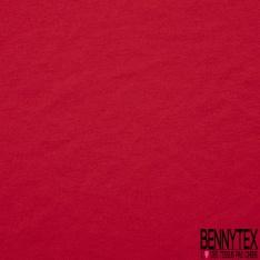 Coupon 3m Crêpe Polyester Elasthanne Uni Gris Perle