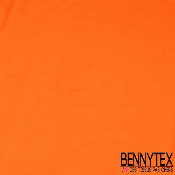 Fibranne Viscose Unie Orange