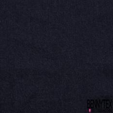 Toile Jeans Sergé Epais Lourd délavable bleu brut