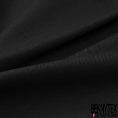 Denim Jeans Coton Huilé lourd coloris Noir profond