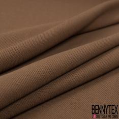 Jersey Coton Uni robe de moine Epais Côte 1/1