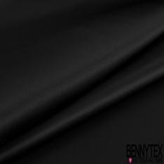 Crêpe caddy viscose noir profond