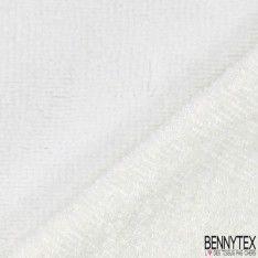 Eponge Serviette Bambou Blanche