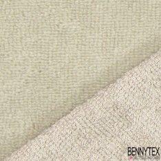 Eponge Serviette Bambou Couleur Lin
